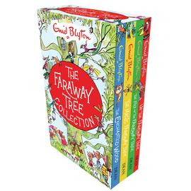 The Magical Faraway Tree 4 Book Collection