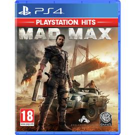Mad Max PS Hits PS4 Game