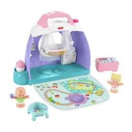 Fisher-Price World of Little People Babies Play Nursery