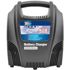 Streetwize 6 Amp 12V Compact Battery Charger.