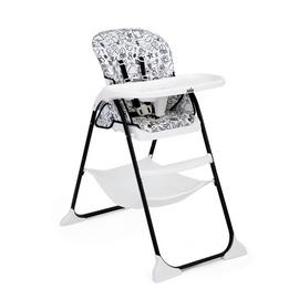 Joie Mimzy Snacker Highchair - Alphabet Soup
