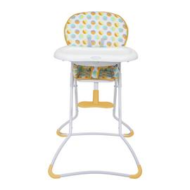 Graco Snack N Stow Highchair - 80S Circles