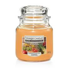 Home Inspiration Medium Jar Candle - Exotic Frutis