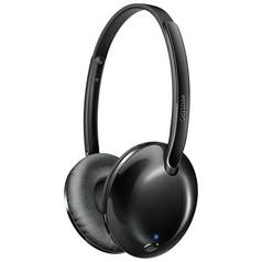 Philips Ultralite On - Ear Flite Wireless Headphones - Black