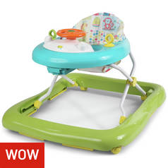Chad Valley Baby Circus Friends Deluxe Walker