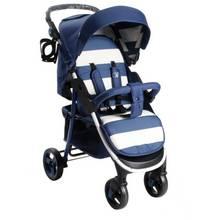 My Babiie Billie Faiers MB30 Blue Stripe Pushchair.