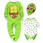 more details on Teenage Mutant Ninja Turtles Baby Boys' Gift Set 0-3 Months.
