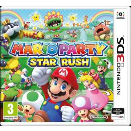 Results for mario party ds game
