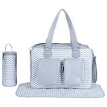My Babiie Billie Faiers Deluxe Grey Changing Bag.