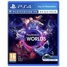 VR Worlds PS4 Game