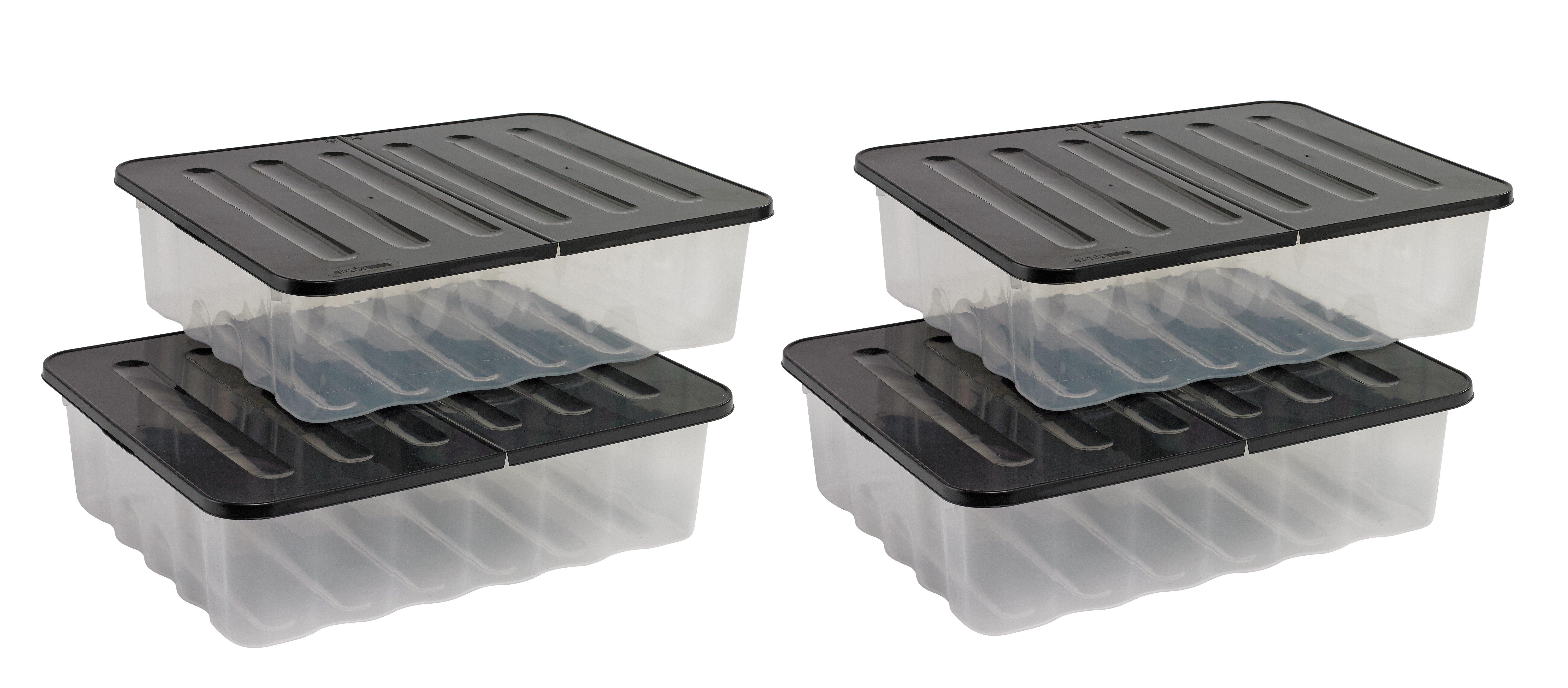lockable storage boxes