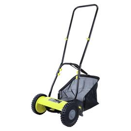 Challenge 30cm Hand Push Cylinder Lawnmower