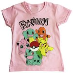 more details on Pokemon Pink T‑Shirt.