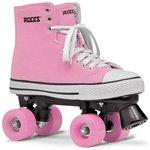 more details on Roces Chuck Roller Skates 13 - Pink.