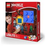 more details on LEGO Lights Ninjago Wall Light - iqlgl-ni14.