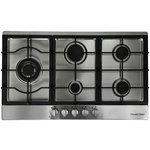 more details on Russell Hobbs RH75GH601SS Gas Hob - Stainless Steel.