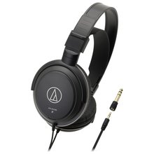 Audio Technica SonicPro On-Ear Headphones - Black