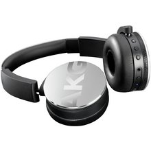 AKG Y50 On-Ear Bluetooth Headphones - Silver