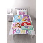 more details on Disney Princess Dream Big Panel Bedding Set - Single.