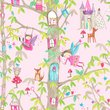 more details on Arthouse Imagine Fun Woodland Fairies Pink Wallpaper.