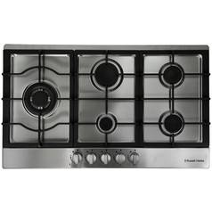 Russell Hobbs RH86GH701SS Gas Hob - Stainless Steel