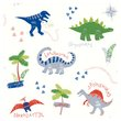 more details on Arthouse Imagine Fun Dino Doodles Multi Wallpaper.