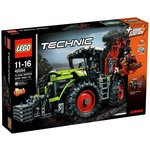 more details on LEGO Technic CLAAS XERION 5000 - 42054