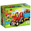 more details on LEGO DUPLO Farm Tractor - 10524.