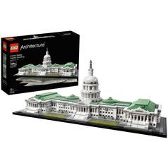 LEGO Architecture United States Capitol Building Set
