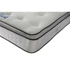 Sealy 1400 Pocket Sprung Pillowtop Memory Kingsize Mattress