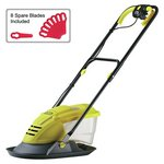 more details on Challenge Corded Hover Collect Mower - 1100W.