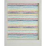 more details on HOME Stripe Daylight Roller Blind - 3ft - Multicoloured.