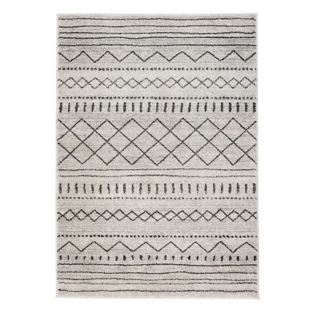 Buy HOME Moroccan Frisse Tufted Rug
