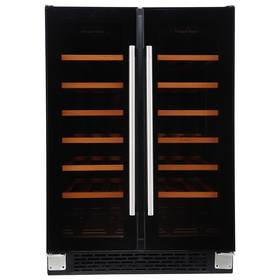 Russell Hobbs 36 Bottle Wine Cooler - Black