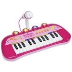 more details on Electronic Keyboard Mic Flashing Light.