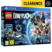 LEGO Dimensions Supergirl PS4 Starter Pack Game