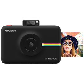 Polaroid Snap Touch Instant Print Camera LCD Screen - Black