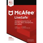 more details on McAfee LiveSafe 2017 - Unlimited Device.