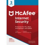 more details on McAfee Internet Security 2017 - 3 Device.