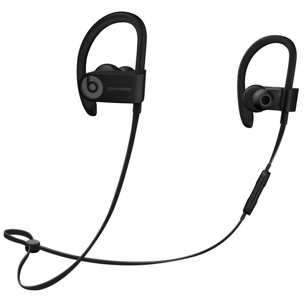 0838fa99de4 Beats by Dre Powerbeats 3 Wireless Sports Earphones - Black599/8533