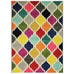 Jazz Moorish Rug - 120x170cm - Multi