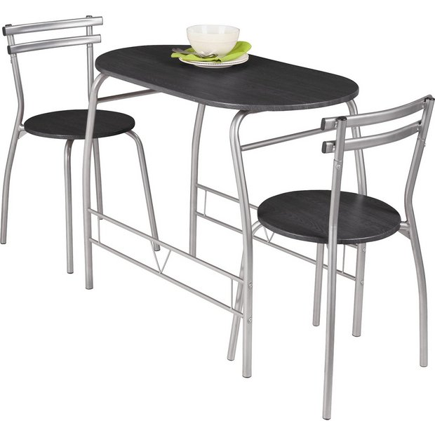 Argos Table And Chairs For 2: Buy HOME Vegas Dining Table And 2 Chairs