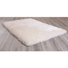 Mayfair Shaggy Rug - 120x170cm - Ivory