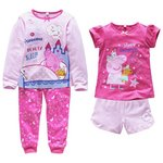 more details on Peppa Pig 2 Pack of Pyjamas - 18-24 Months.