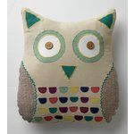 more details on Heart of House Owls Cushion - Cream.