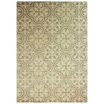 Abyss Rug - 160x230cm - Grey and Cream