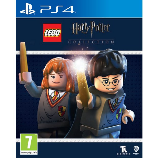 Buy LEGO Harry Potter Series 1 to 7 PS4 Game | PS4 games | Argos