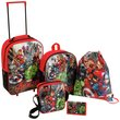 more details on Marvel Avengers 5 Piece Luggage Set.