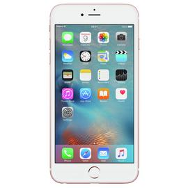 SIM Free iPhone 6s Plus 32GB Mobile Phone - Rose Gold