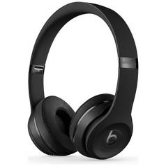 Beats by Dre Solo 3 On-Ear Wireless Headphones - Black